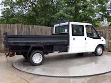 Ford Transit T350L D/C RWD TIPPER 100ps *NO VAT* - Thumb 5