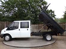 Ford Transit T350L D/C RWD TIPPER 100ps *NO VAT* - Thumb 9