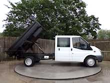Ford Transit T350L D/C RWD TIPPER 100ps *NO VAT* - Thumb 12