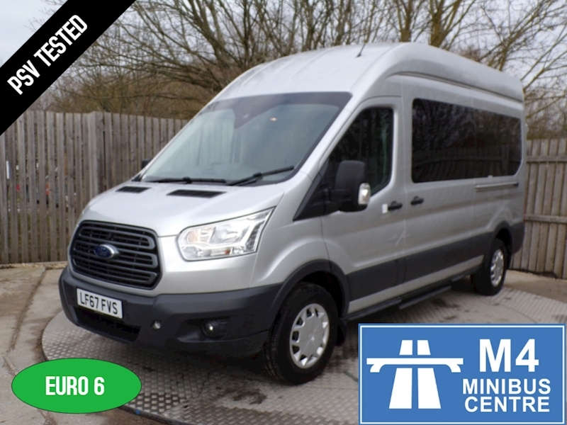 Ford Transit 155ps 15 Seat Trend Image 1