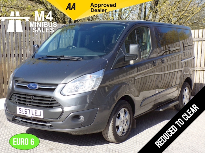 Ford Tourneo Custom Titanium 9 Seater 170ps Image 1