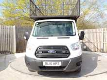 Ford Transit 350 Tipper 1 Stop With Cage - Thumb 1