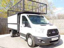 Ford Transit 350 Tipper 1 Stop With Cage - Thumb 2