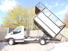 Ford Transit 350 Tipper 1 Stop With Cage - Thumb 8