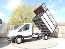 Ford Transit 350 Tipper 1 Stop With Cage - Thumb 9