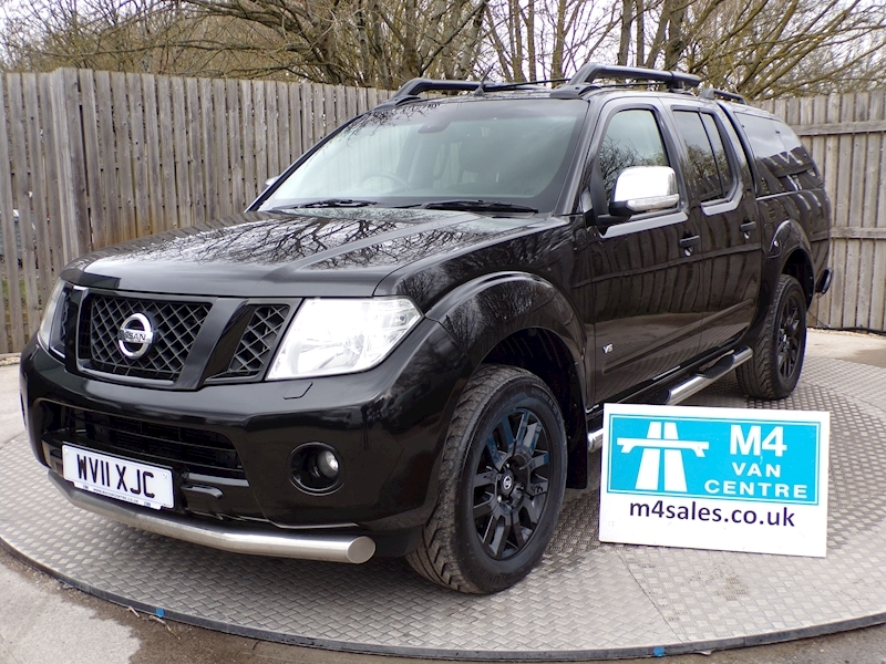 Navara Outlaw D/C Dci A Pick-Up 3.0 Automatic Diesel