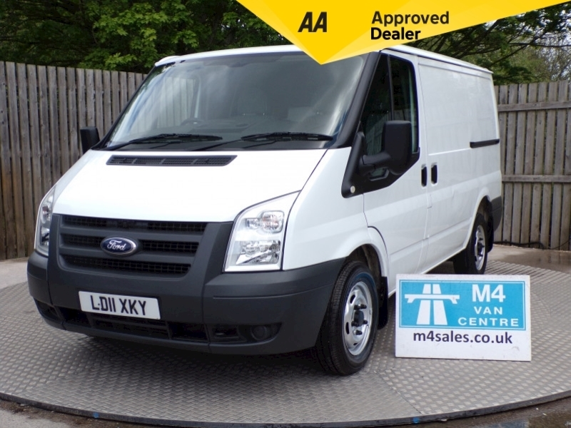 Transit 85 T300 SWB FWD Panel Van 2.2 Manual Diesel