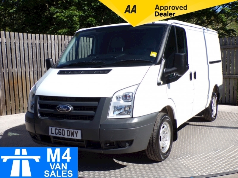 Ford Transit T300 SWB FWD L/R 85PS Image 1