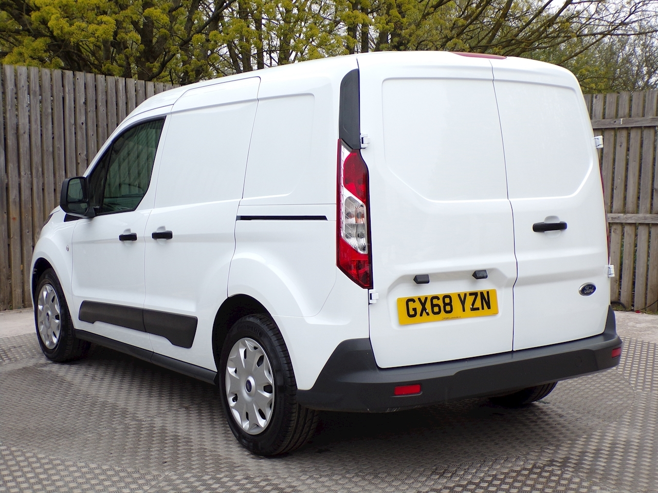 Ford Transit Connect 200 TREND EURO 6 - 1.5L