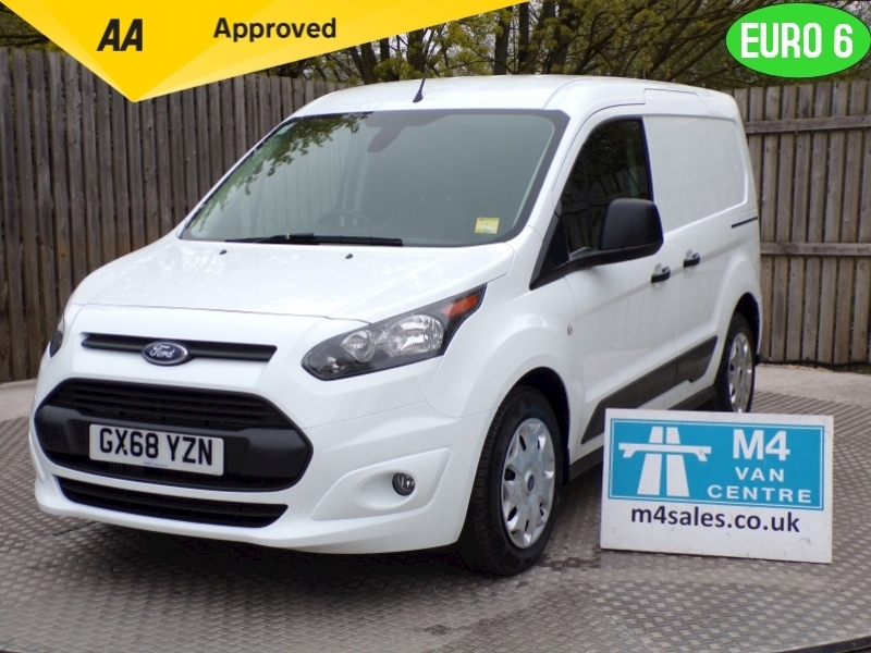 Ford Transit Connect 200 TREND EURO 6 Image 1