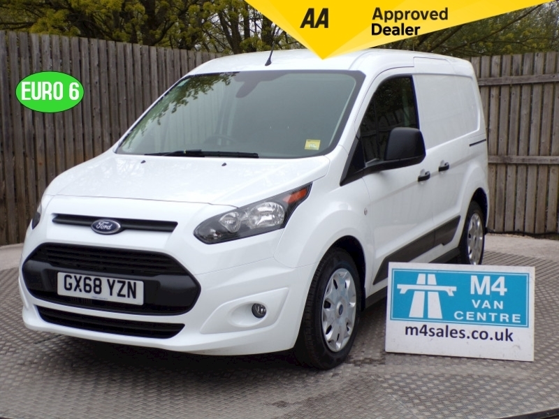 Transit Connect 200 TREND Panel Van 1.5 Manual Diesel EURO 6