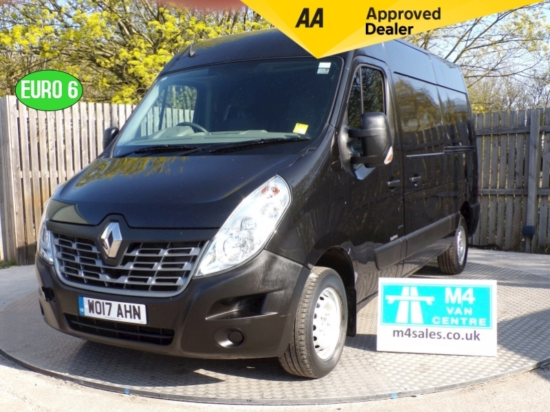 Master Mm35 Business MWB DCI Panel Van 2.3 Manual Diesel