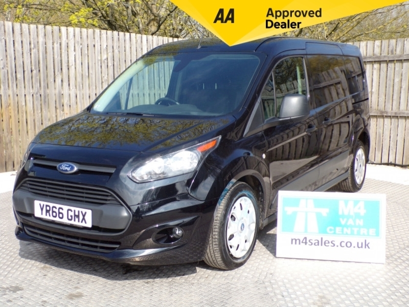 Ford Transit Connect 210 TREND L/R TDCi LWB Image 1