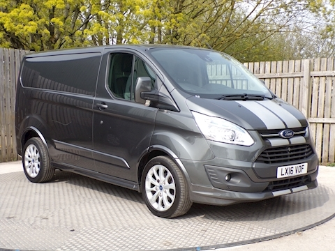 Transit Custom 290 SPORT Panel Van 2.2 Manual Diesel