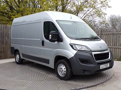 Boxer 335 Pro L2h2 Panel Van 2.0 Manual Diesel
