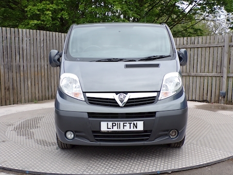 Vivaro 2700 Sportive CDTI Panel Van 2.0 Manual Diesel