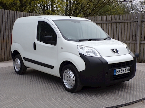 Bipper S HDI Panel Van 1.4 Manual Diesel