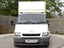 Ford Transit 350 LWB LUTON WITH TAIL LIFT 115PS - Thumb 1