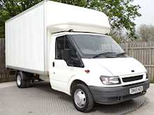 Ford Transit 350 LWB LUTON WITH TAIL LIFT 115PS - Thumb 2