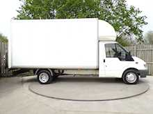 Ford Transit 350 LWB LUTON WITH TAIL LIFT 115PS - Thumb 3
