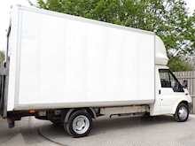 Ford Transit 350 LWB LUTON WITH TAIL LIFT 115PS - Thumb 4
