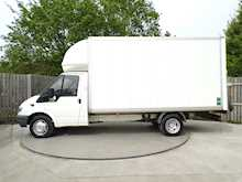 Ford Transit 350 LWB LUTON WITH TAIL LIFT 115PS - Thumb 9