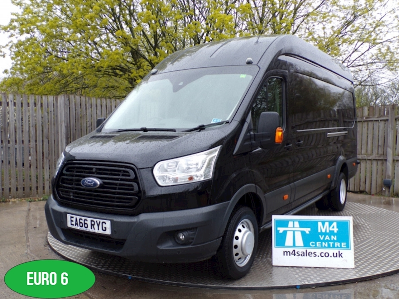 Ford Transit 430 TREND EXTRA LWB H/R EURO 6