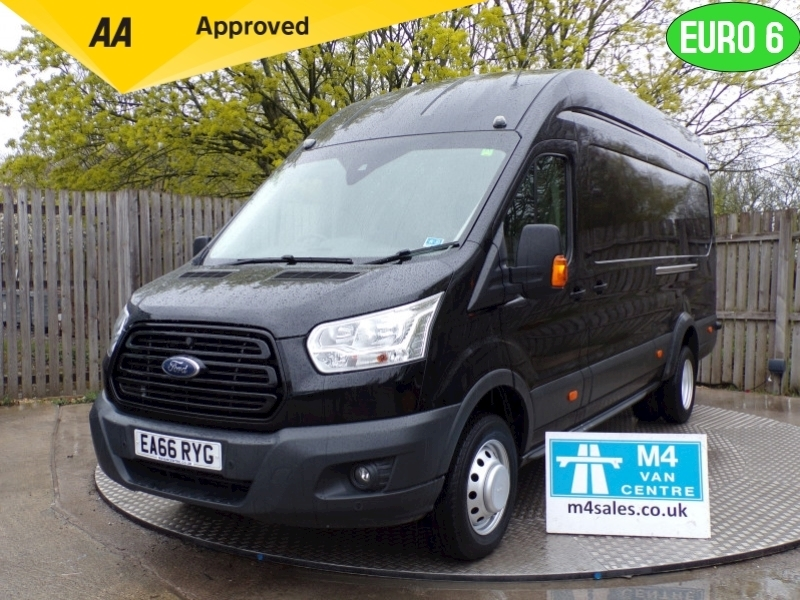 Ford Transit 430 TREND EXTRA LWB H/R EURO 6 Image 1