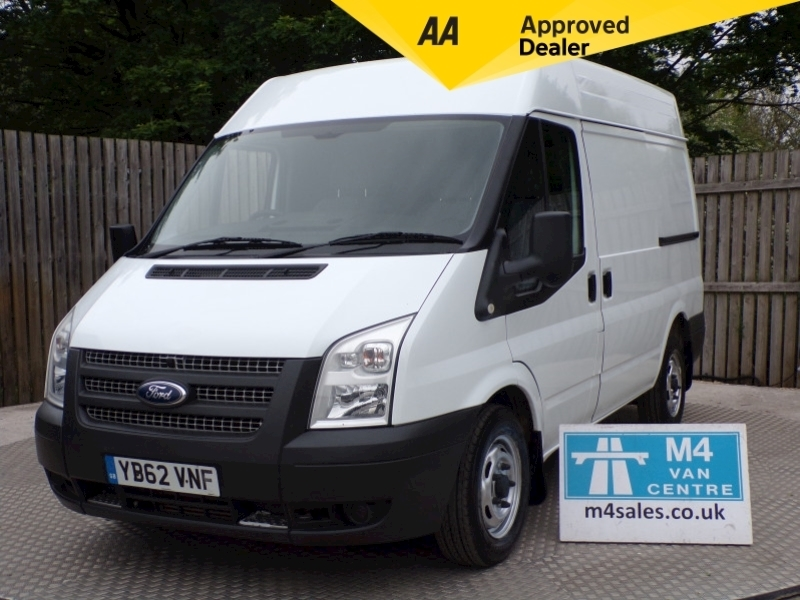 Ford Transit 280 SWB  M/R FWD 100PS Image 1