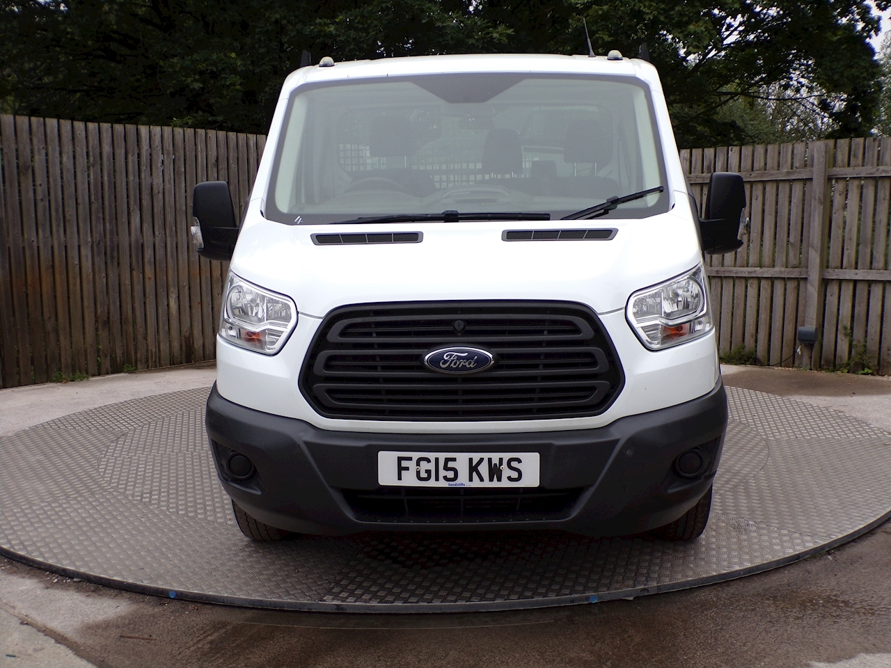 Ford Transit 350 Tipper 1 Stop Body L2 125PS