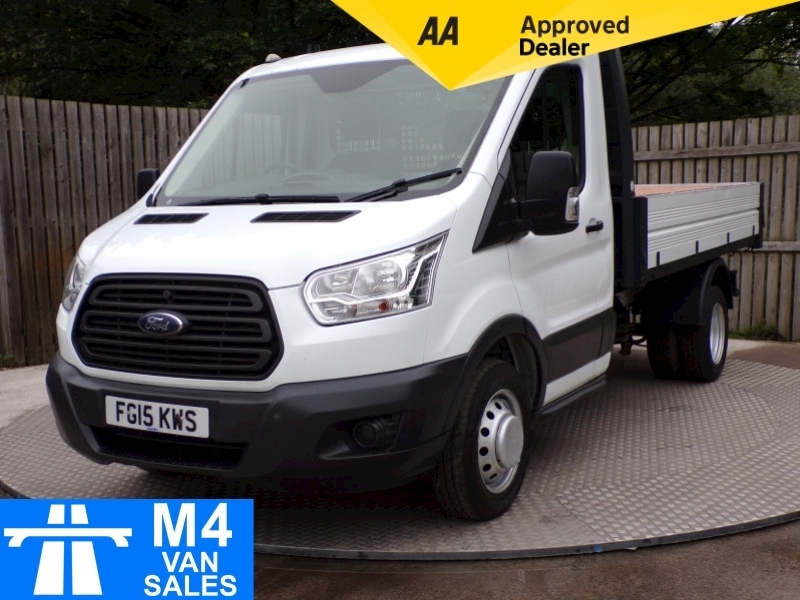 Ford Transit 350 Tipper 1 Stop Body L2 125PS Image 1