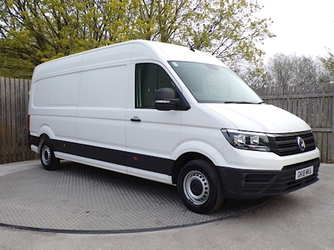 CRAFTER CR35 STARTLINE TD Panel Van 2.0 Manual Diesel EURO 6