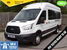 Ford Transit 17 Seat  125ps - Thumb 0