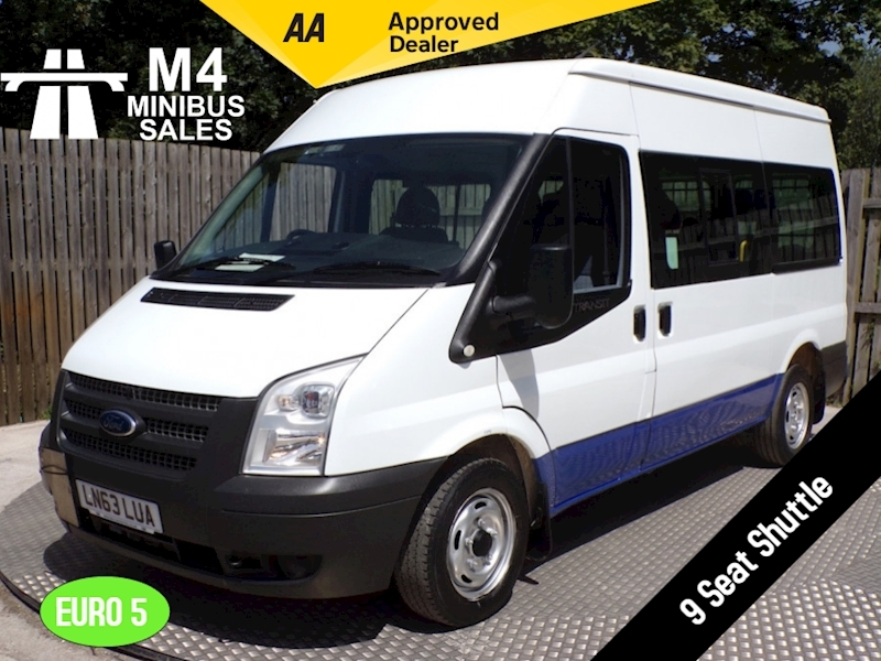 Ford Transit 9 Seat Shuttle Image 1