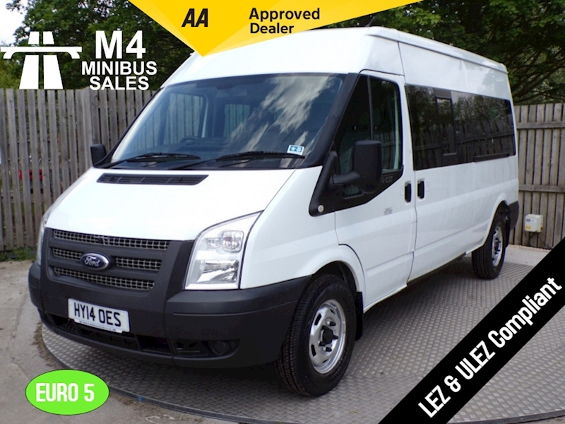 Ford Transit 3.5T 14 Seat 125ps Image 1
