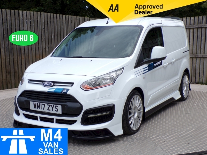 Ford Transit Connect 200 LIMITED M SPORT EURO 6 Image 1