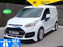 Ford Transit Connect 200 LIMITED M SPORT EURO 6 SAT NAV - Thumb 0