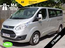 Ford Tourneo Custom 9 Seat, Titanium L2 - Thumb 0