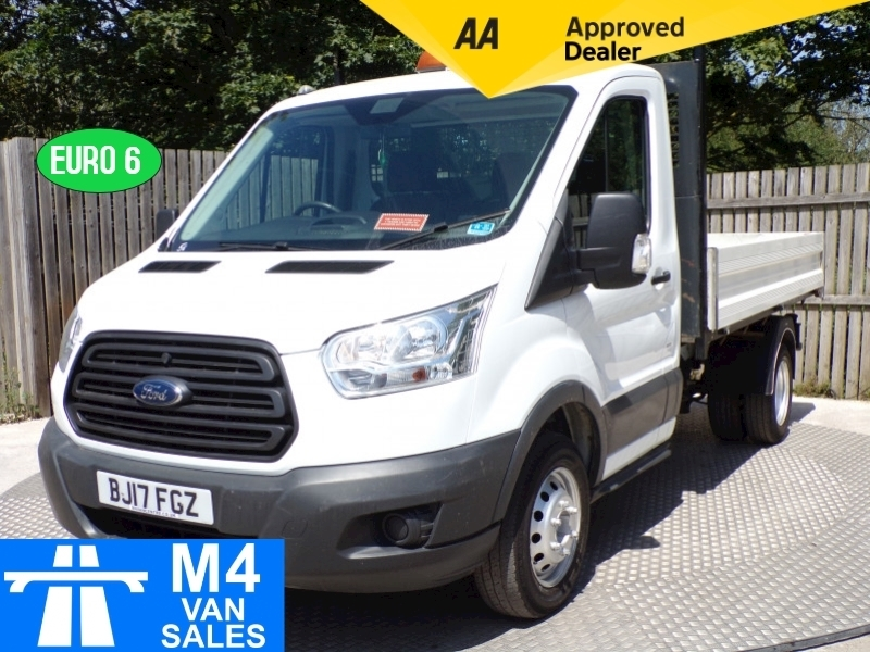 Ford Transit 350 Tipper S/C Euro 6 10FT 3