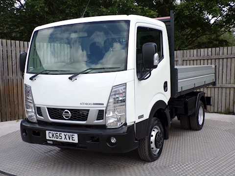 Nt400 Cabstar 35.14 Swb D Tipper 2.5 Manual Diesel
