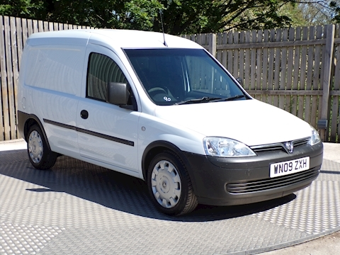 Combo 2000 COMBO 2000 CDTI Car Derived Van 1.2 Manual Diesel