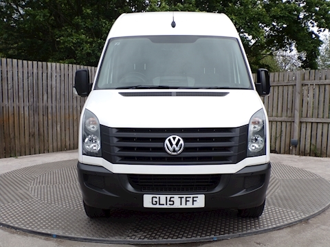 Crafter Cr35 TDI Panel Van 2.0 Manual Diesel