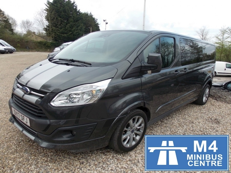 Ford Tourneo Custom 170ps, 8 Seat Lwb Sport Image 1
