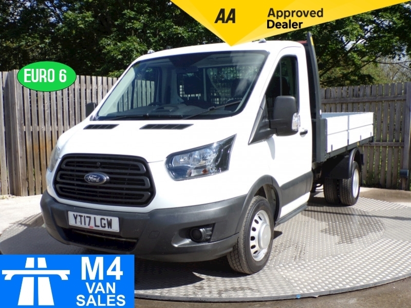 Ford Transit 350 1 Stop Tipper EURO 6 Image 1