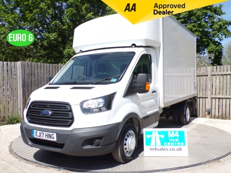 Ford Transit 350 LUTON EURO 6 12FT 2