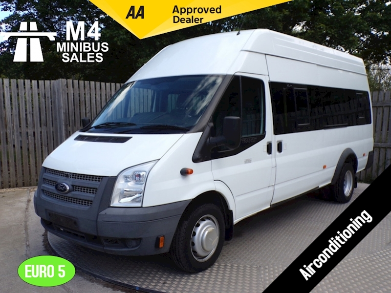 Ford Transit 135ps 17 Seat High Roof Image 1