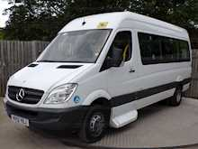 Mercedes-Benz Sprinter 513 17 Seat Wheelchair Access - Thumb 25