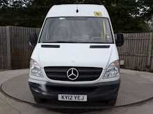 Mercedes-Benz Sprinter 513 17 Seat Wheelchair Access - Thumb 4