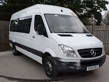 Mercedes-Benz Sprinter 513 17 Seat Wheelchair Access - Thumb 5