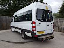 Mercedes-Benz Sprinter 513 17 Seat Wheelchair Access - Thumb 9